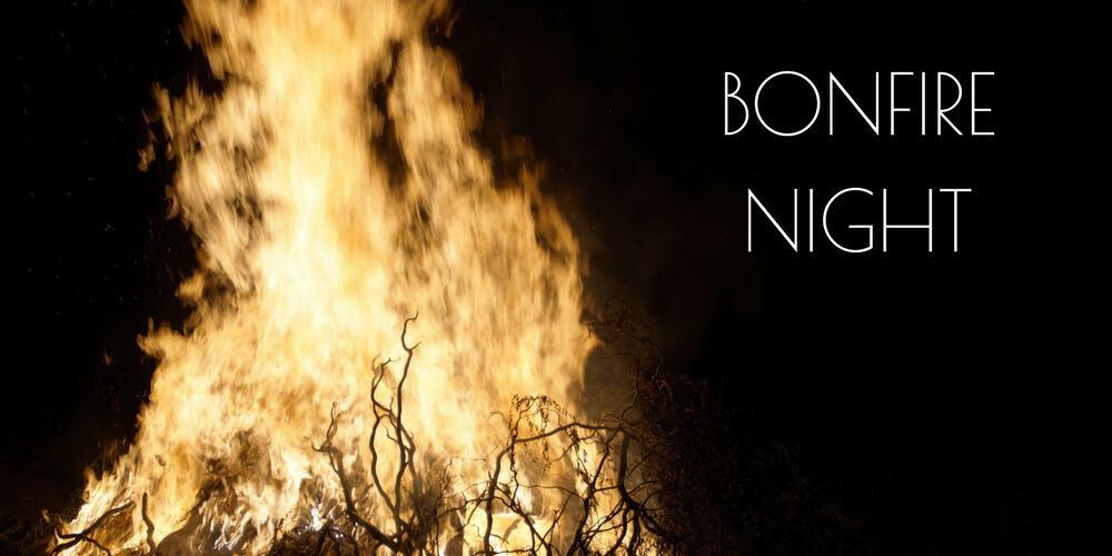 Bonfire Night in Blackrod