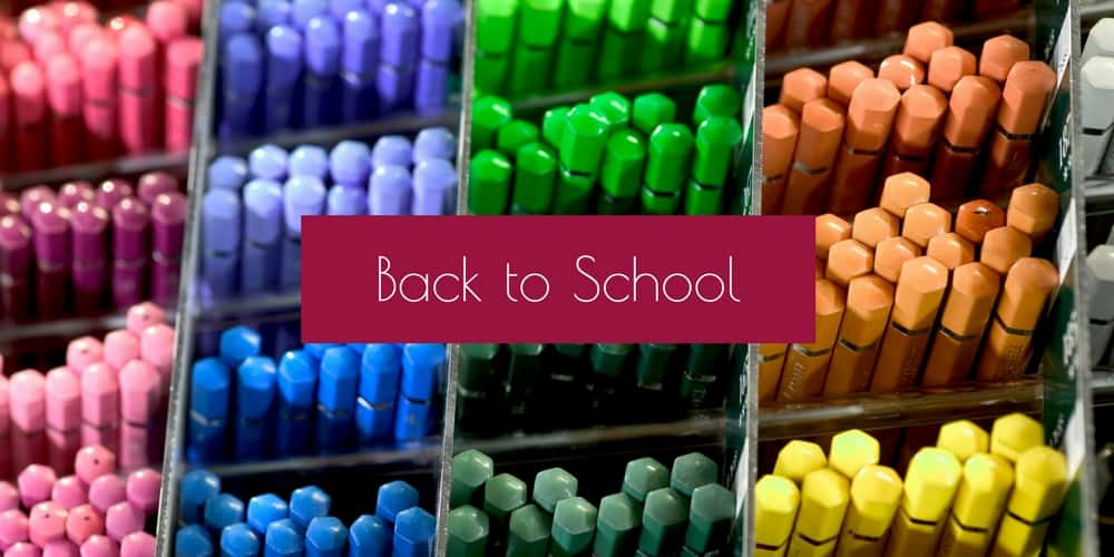 Back to school in Blackrod