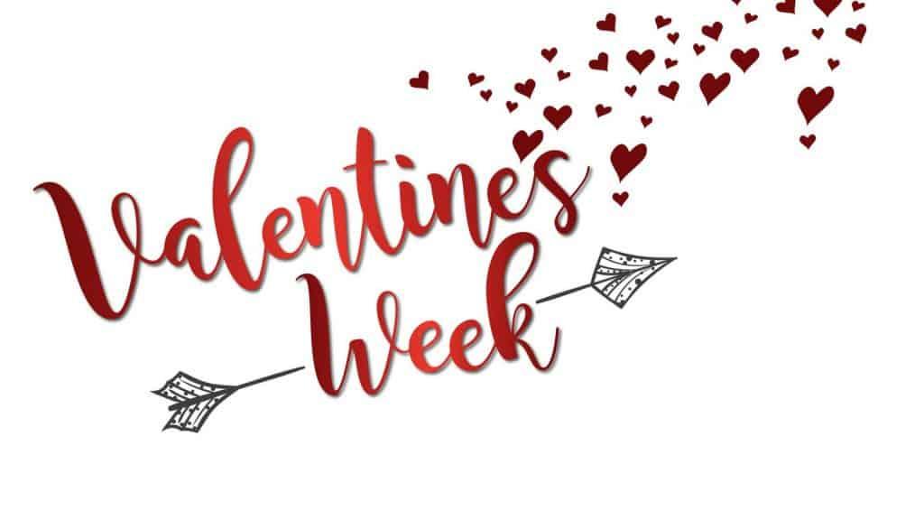 Valentine's Day in Blackrod