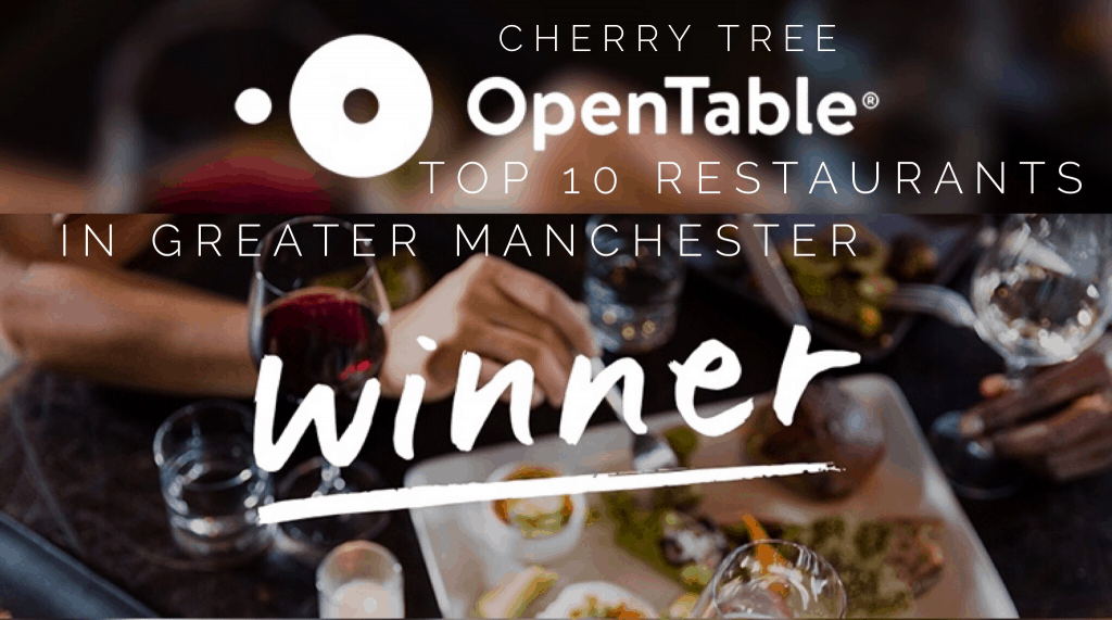 Top 10 Restaurant in Manchester Award