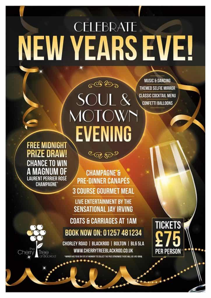 New Year's Eve in Blackrod