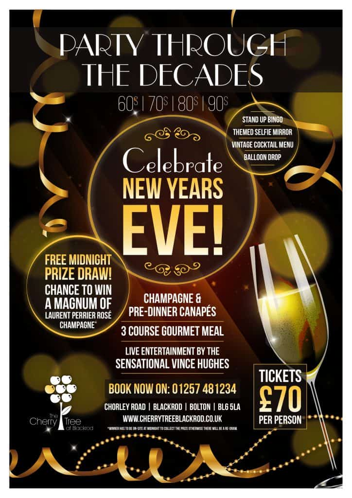New Years Eve in Blackrod