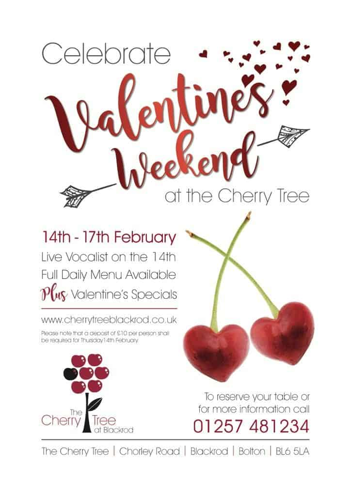 Valentine's Day in Blackrod 2019