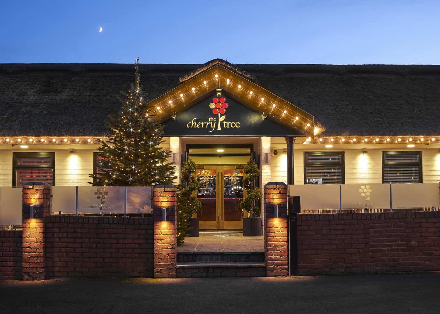 Christmas and New Year at The Cherry Tree Bolton