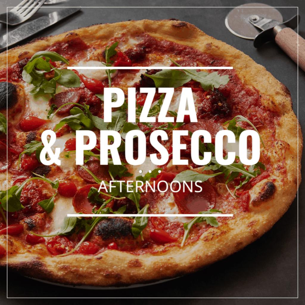 Pizza Prosecco Bolton